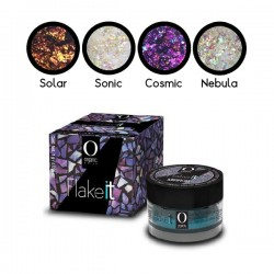 FLAKE IT COSMIC 3 GR ORGANIC NAILS